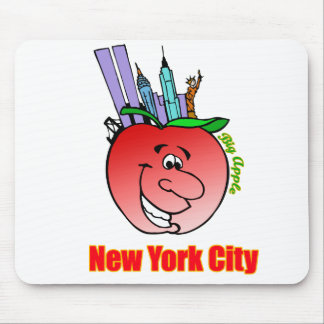 New York City Big Apple Mouse Pad