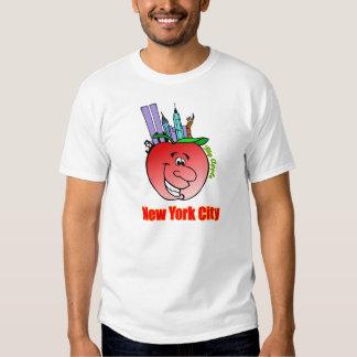 New York City Big Apple Shirt