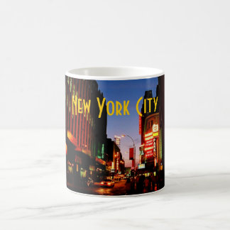 New York City (Broadway) Mug - Customized