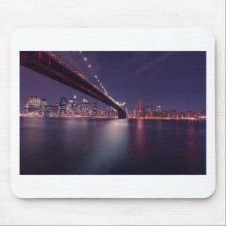 New York City Brooklyn Bridge Mouse Mats