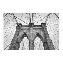 New-York City Brooklyn Bridge Placemat