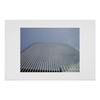 New York City Building Poster