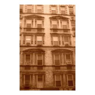 New York City Building Customized Stationery