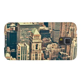 New York City Buildings Galaxy S5 Case