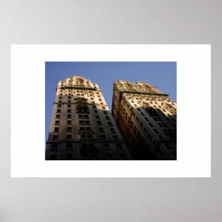 New York City Buildings  Print