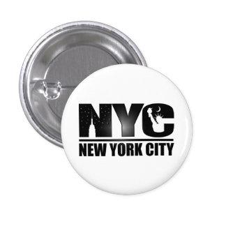 New York City Button