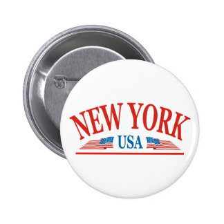 New York City Buttons