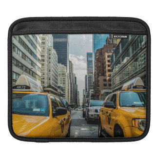 New York City Cabs Sleeve For iPads