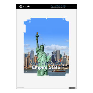 NEW YORK CITY CALCOMANÍA PARA EL iPad 2