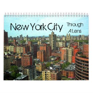 New York City Calendario