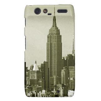 New York City Motorola Droid RAZR Covers