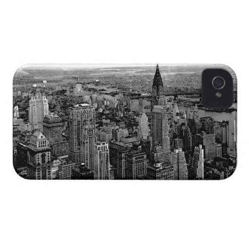 New York City iPhone 4 Case-Mate Case