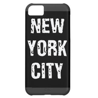 New York City Case For iPhone 5C