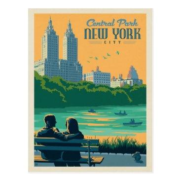AndersonDesignGroup New York City | Central Park Postcard