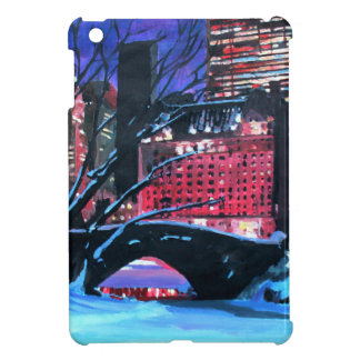 New York City - Central Park Winter iPad Mini Covers