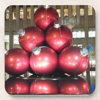New York City Christmas Coaster