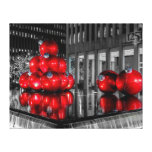 New York City Christmas Photo Stretched Canvas Prints