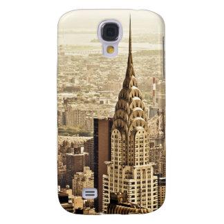 New York City - Chrysler Building Samsung Galaxy S4 Cover
