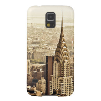 New York City - Chrysler Building Galaxy S5 Cover