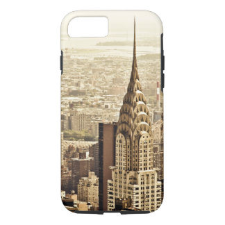 New York City - Chrysler Building iPhone 7 Case