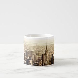 New York City - Chrysler Building Espresso Mugs