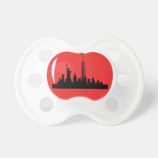 New York City Chupetes Para Bebes