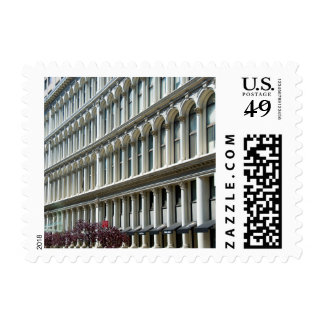 New York City Classic Architecture - Postage Stamp