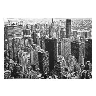 New York City Cloth Placemat