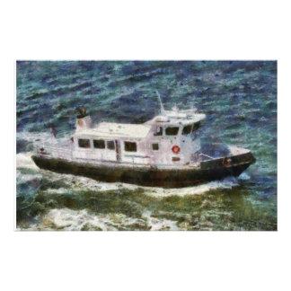 New York City - Coast Guard Stationery