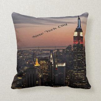 New York City Cojín Decorativo