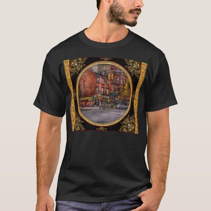 New York - City - Corner of One way & This way T-Shirt