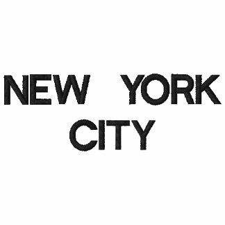 NEW YORK CITY Custom Embroidered Polo