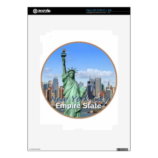 New York City Decal For The iPad 2