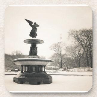 New York City Decorative Coaster -  Angel