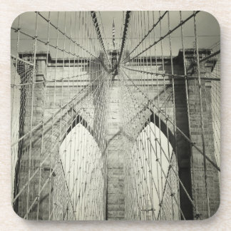 New York City Decorative Coaster - Brooklyn Bridge