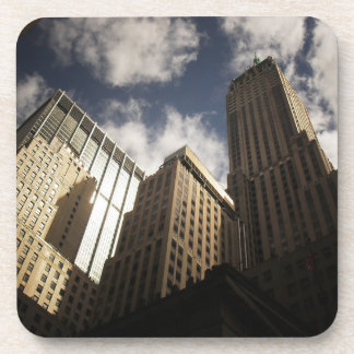 New York City Decorative Coaster -  Skyscrapers
