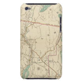 New York City del norte 4 Case-Mate iPod Touch Cárcasa