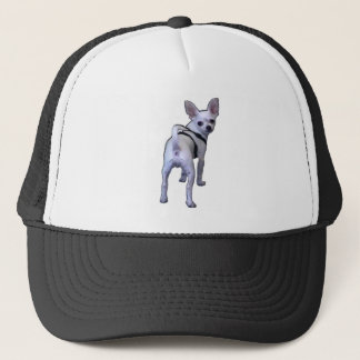 New York City Doggie 2002 What Are You Looking At1 Trucker Hat