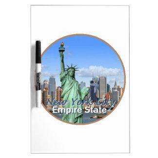 NEW YORK CITY Dry-Erase BOARD