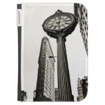 New York City - edificio y reloj de Flatiron