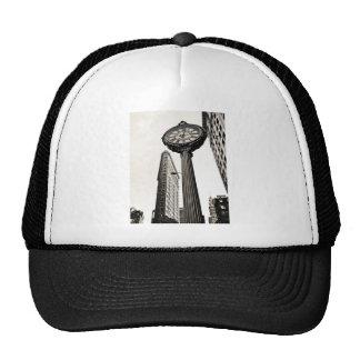New York City - edificio y reloj de Flatiron Gorras De Camionero