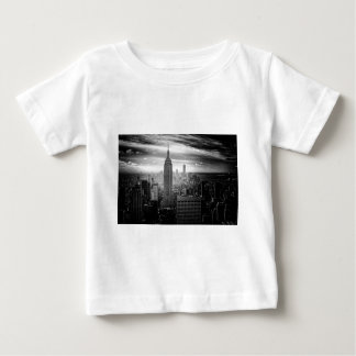 New York City Empire State Building Baby T-Shirt