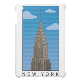 New York City Empire State Building iPad Mini Cover