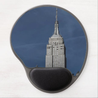 New York City Empire State Building Photo Gel Mouse Mats