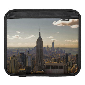 New York City Empire State Building Photo Sleeve For iPads