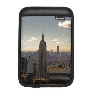 New York City Empire State Building Photo iPad Mini Sleeves