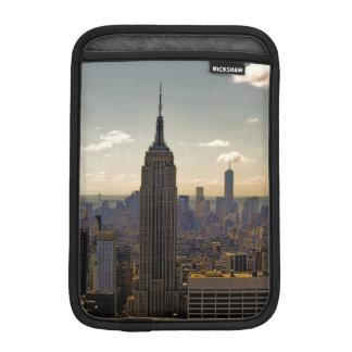 New York City Empire State Building Photo Sleeve For iPad Mini