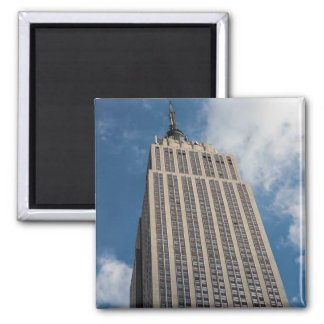New York City Empire State Building Photo Refrigerator Magnet