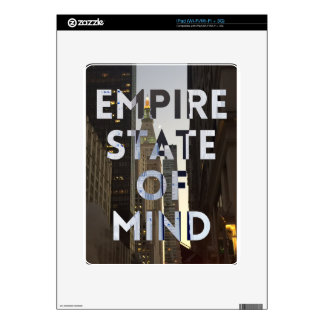 new-york-city-empire-state-of mind skin for the iPad