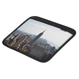 New York City empire states buidings Sleeves For iPads